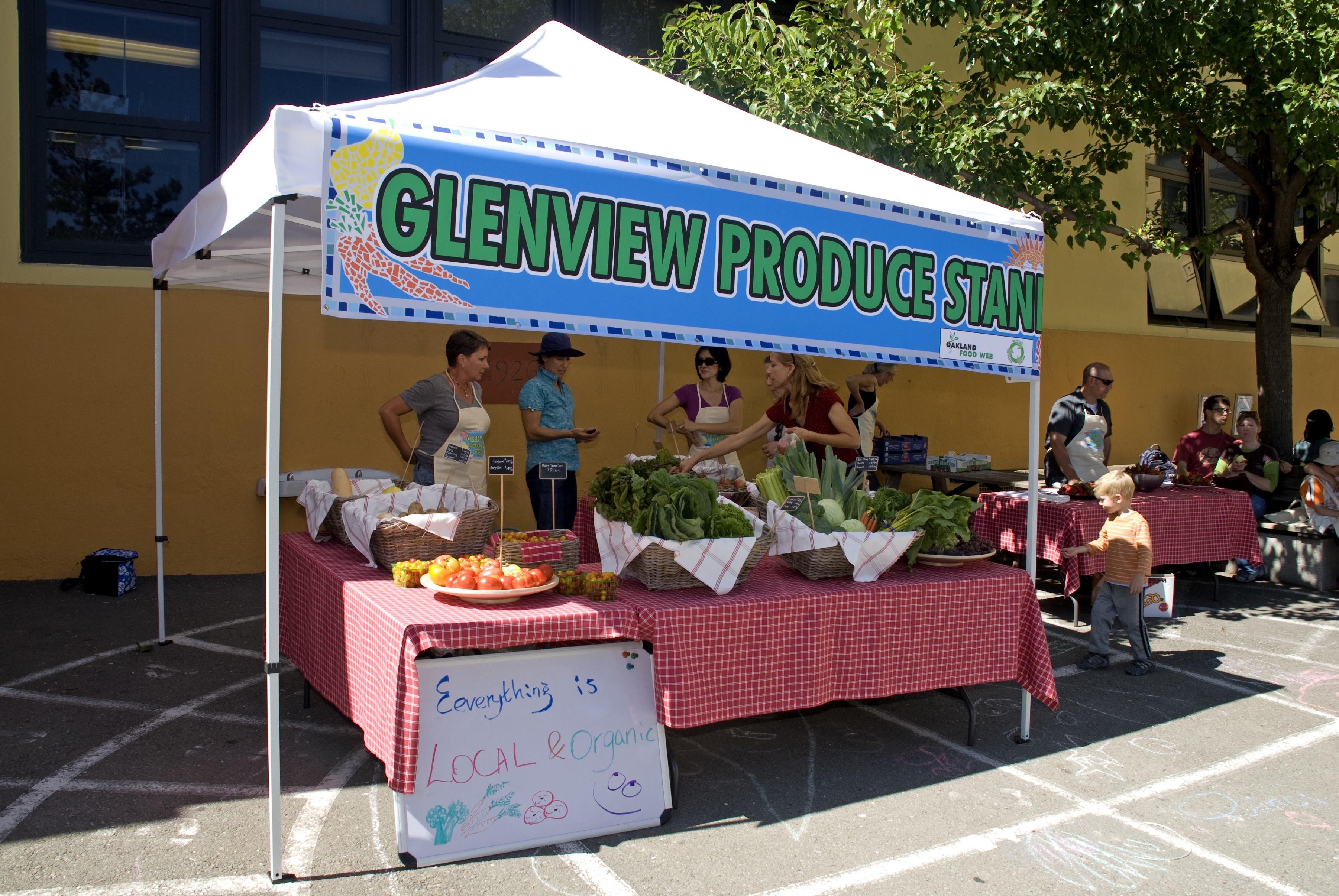 Market Stand Designs : Farmers markets lettuce eat kale